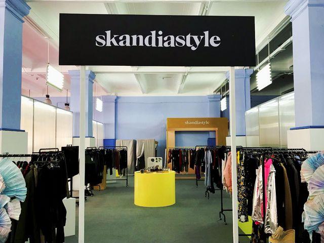 Skandiastyle北欧荟亮相上海时尚周末,人文续写自然极简风尚