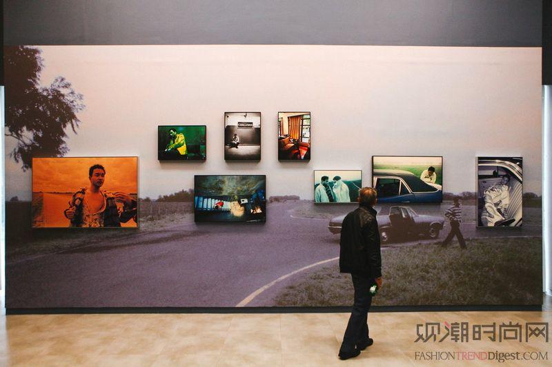 越轨-夏永康摄影展 展览及新书发布