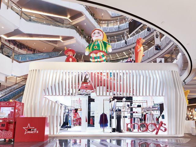 """#一起Macy's!――Macy's上海快闪限定店 """"纽约上海双城记"""""""