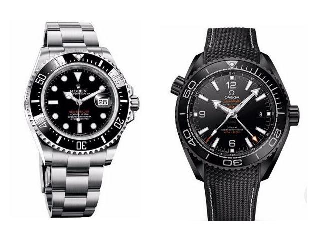 海洋情结 三款男士潜水腕表推荐
