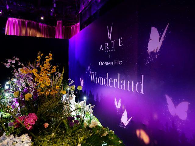 "ARTE与国际著名时装设计师何国钲先生再度携手 ""My Wonderland"" 系列 一星米其林Jean Georges x ARTE限定下午茶带你游历仙都"