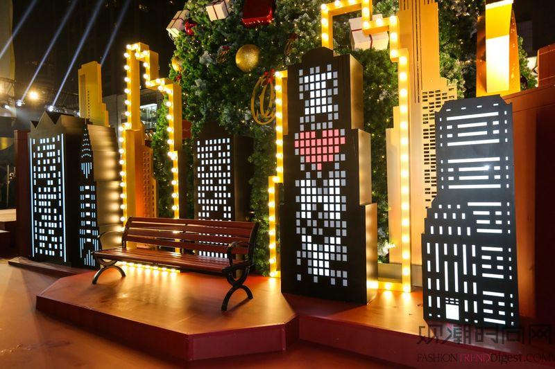 惊喜传城 卡地亚点亮温暖圣诞季
