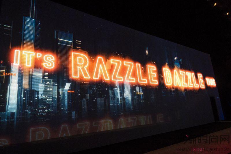 RAZZLE重装上市 暨地素...