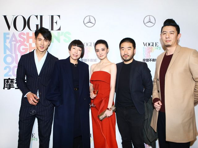 2017 VOGUE FNO首站北京开幕 风格艺术点亮摩登不夜城