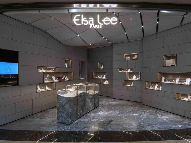法式珠宝之美闪耀魔都 Elsa Lee上海兴业太古汇旗舰店盛大开幕