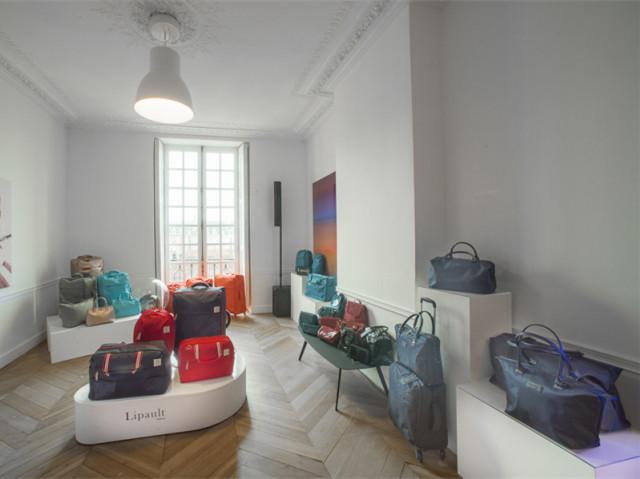 来自巴黎的时尚魅力 INES DE LA FRESSANGE x Lipault 2017新品发布