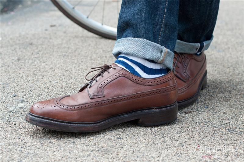 皮鞋穿得好,走到哪里都能气场全开