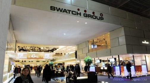 Swatch集团CEO预测2...