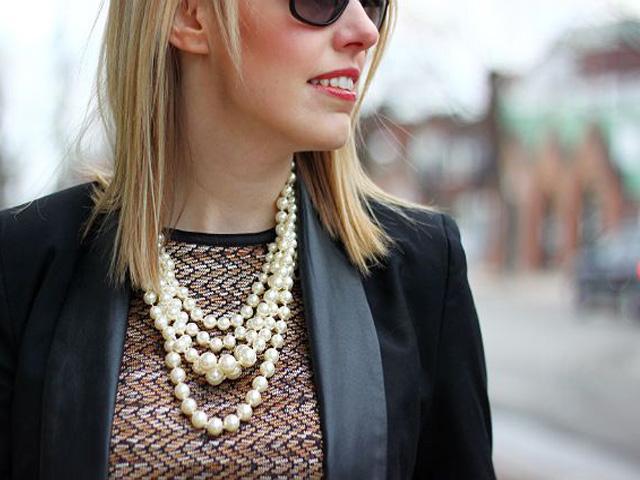 让珍珠配饰成为你的优雅穿搭秘诀