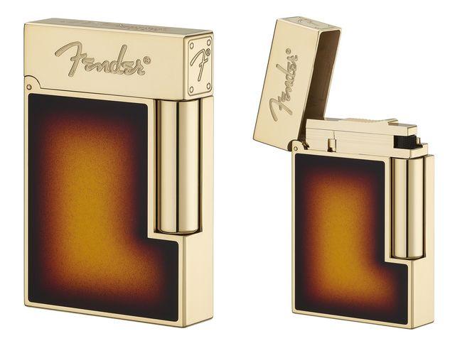 法国都彭携手Fender 推出经典限量系列