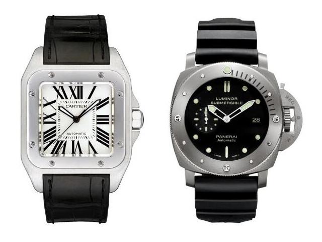 三款张扬个性的大表盘腕表推荐