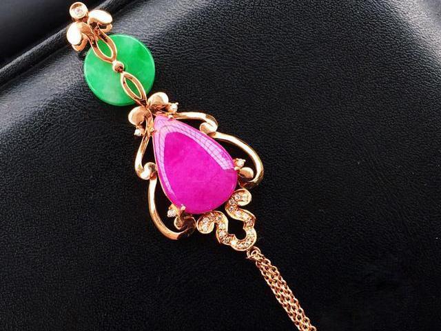 唯美的春季,怎么少得了这些珠宝的华美点缀!