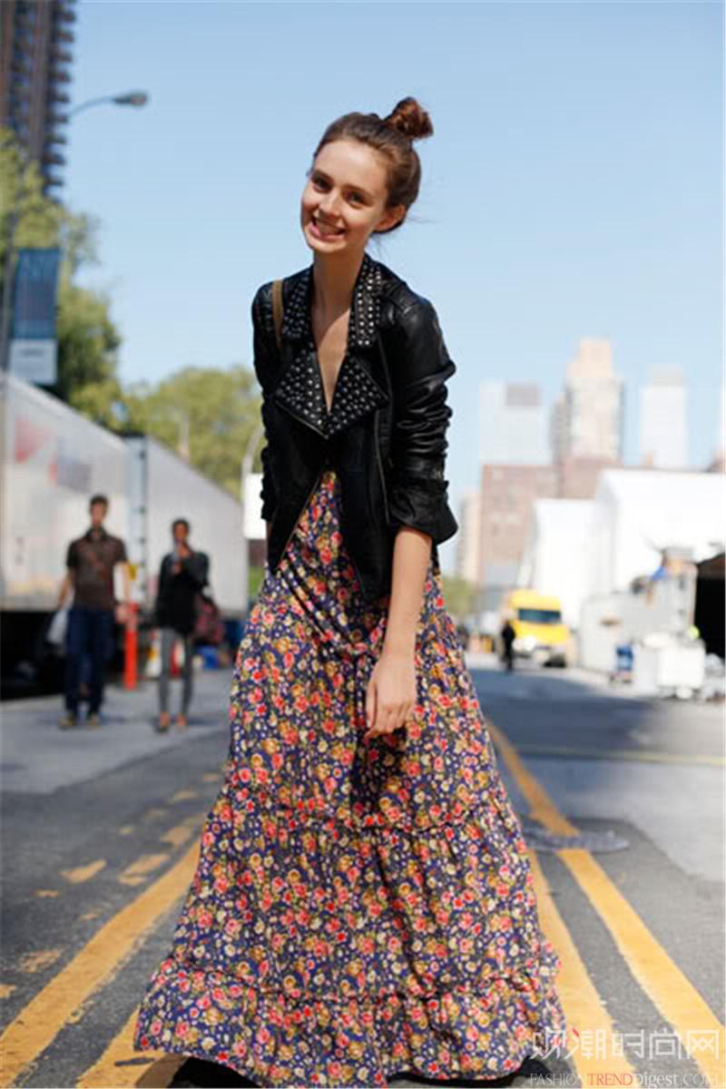 想要春季美翻天,怎么能少得了连衣裙