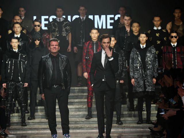 Les Hommes - SIFS上海时装周国际品牌发布 & 秀后派对