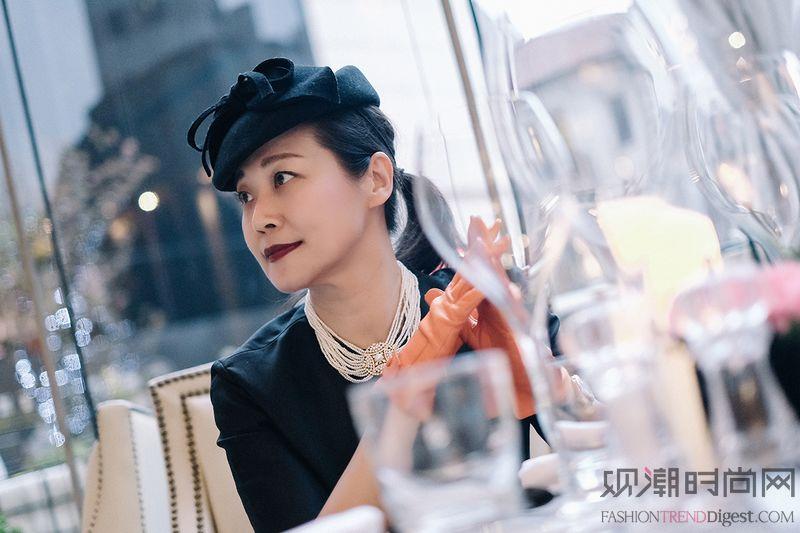 上海时装周   零距离时尚盛...