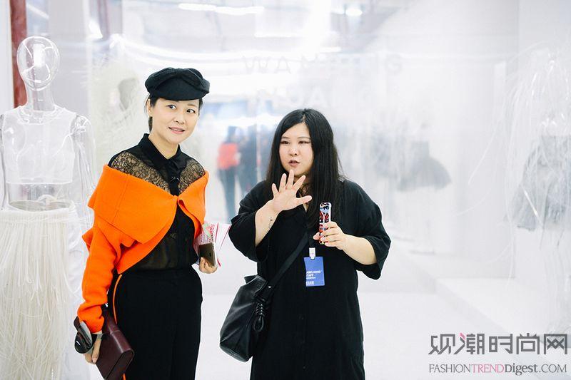 上海时装周 | 零距离时尚盛...
