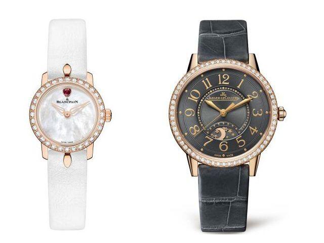 女星也爱的搭配 三款女士正装腕表推荐