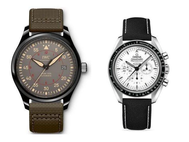 陶瓷在手表中的运用 三款高科技精密的腕表推荐