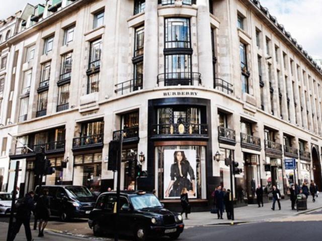 Burberry季度销售额不达预期,Givenchy首推童装系列