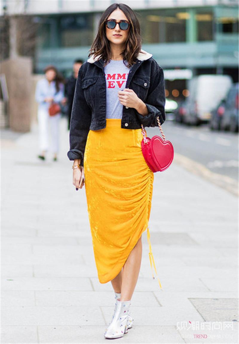 潮人教你本季如何演绎红色系时尚单品