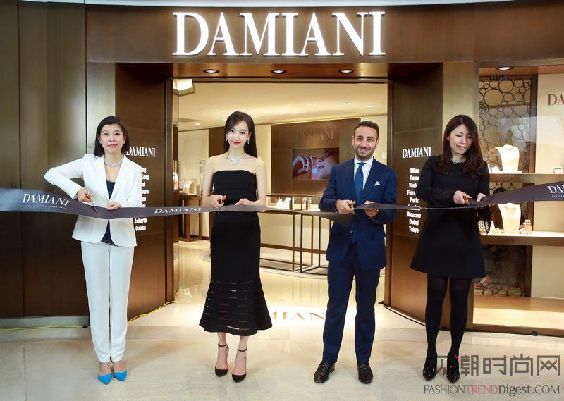 意大利珠宝品牌DAMIANI...