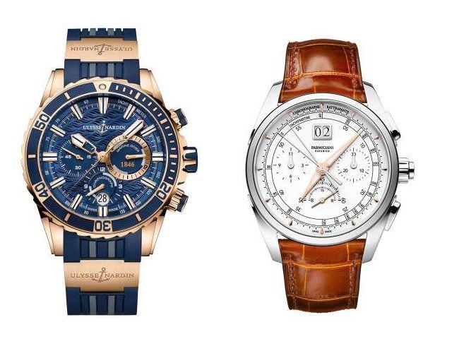 三款高颜值男士计时腕表推荐