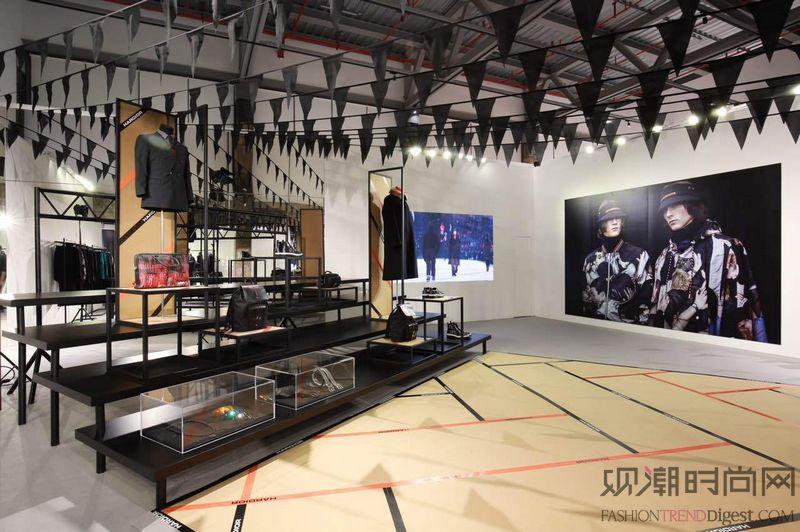 Dior 2017秋冬成衣系...