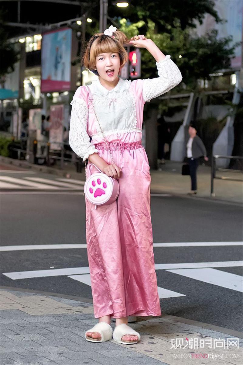 减龄绝佳的少女心代表,粉色最撩人心