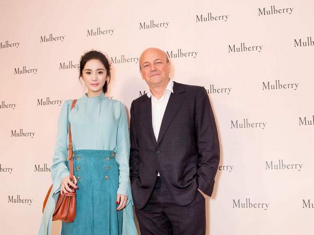 Mulberry上海恒隆广场店铺开幕