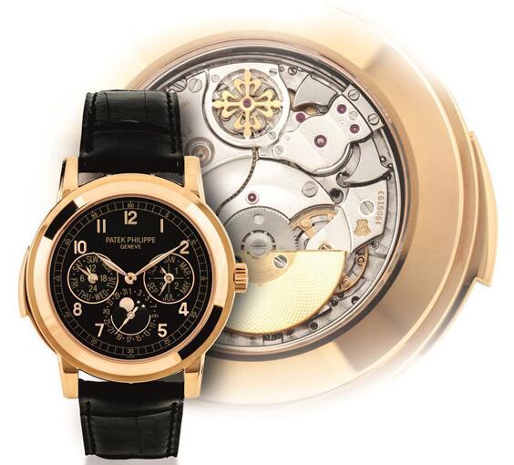 这五款珍稀腕表 拍卖成交价如...
