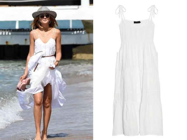 如果没有一条白裙子,你可能过了一个假夏天