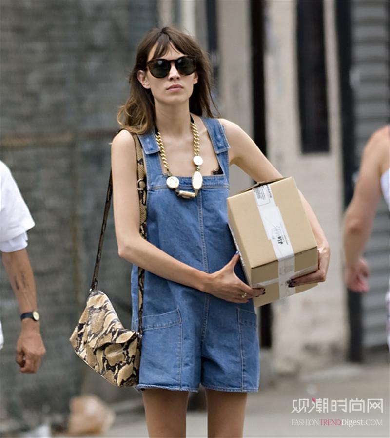 原来背心裙才是最不挑身材的夏季宝物