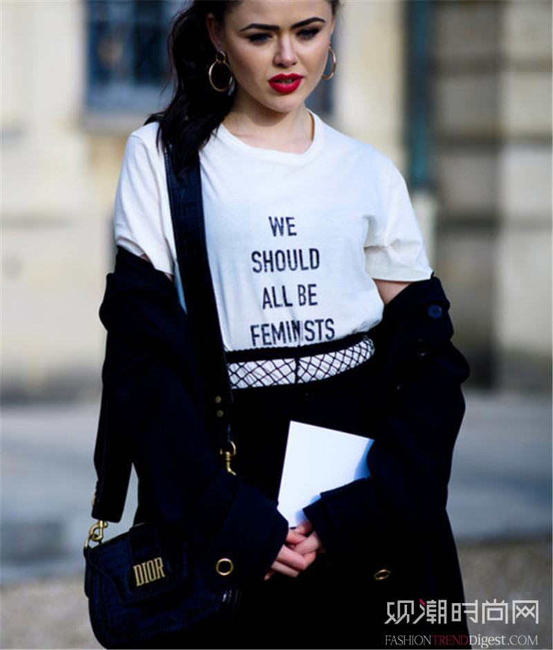 简约即正义,黑白灰才是时尚硬道理
