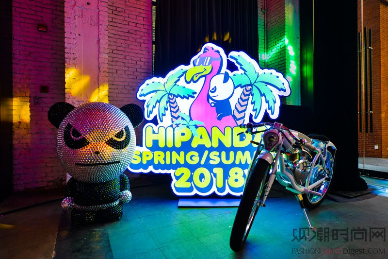 HIPANDA 2018春夏...
