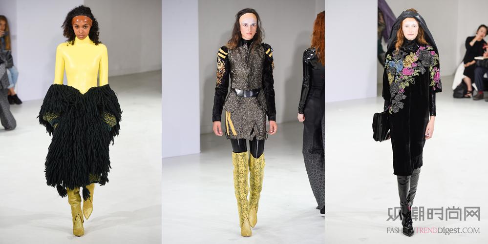 2017秋冬巴黎高级定制时装...