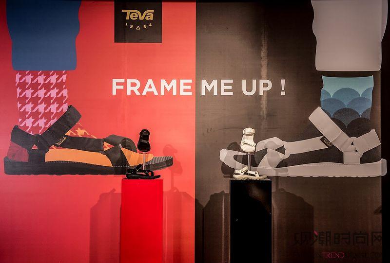 美国生活方式品牌Teva发布...