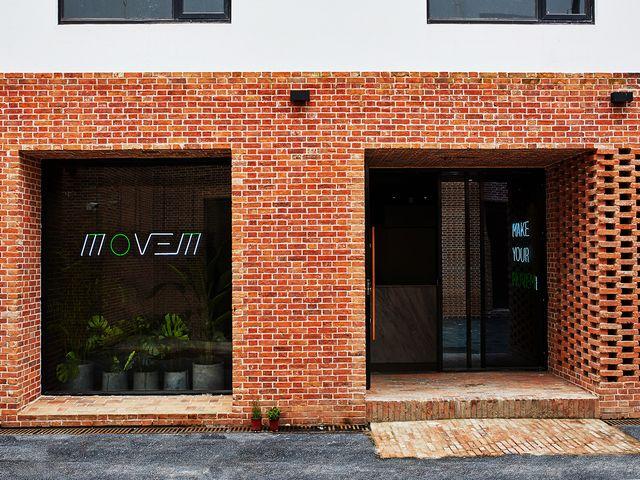 MOVEM精品健身空间 | 上海首家室内单车门店盛大开业——来一场今夏最燃的骑行派对