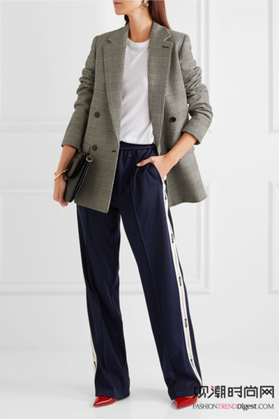 想要穿出阔腿裤的新高度?看这里!