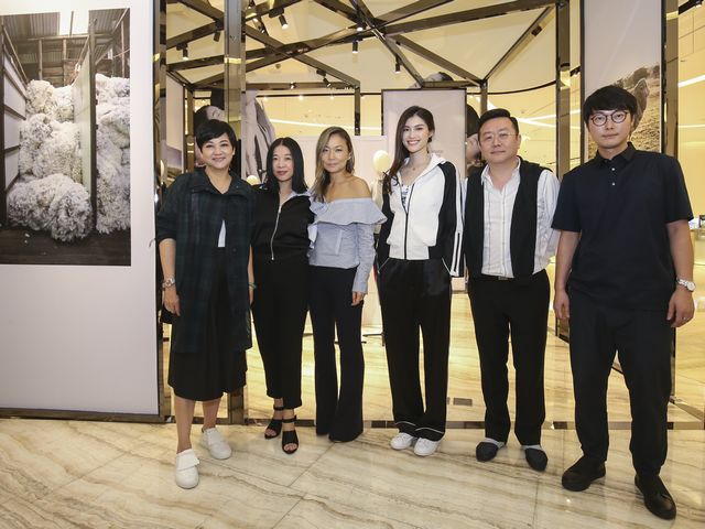 不一样的合作 运动时尚的最新呈现――The Woolmark Company携手连卡佛 「运动X时尚」全球独家系列发布