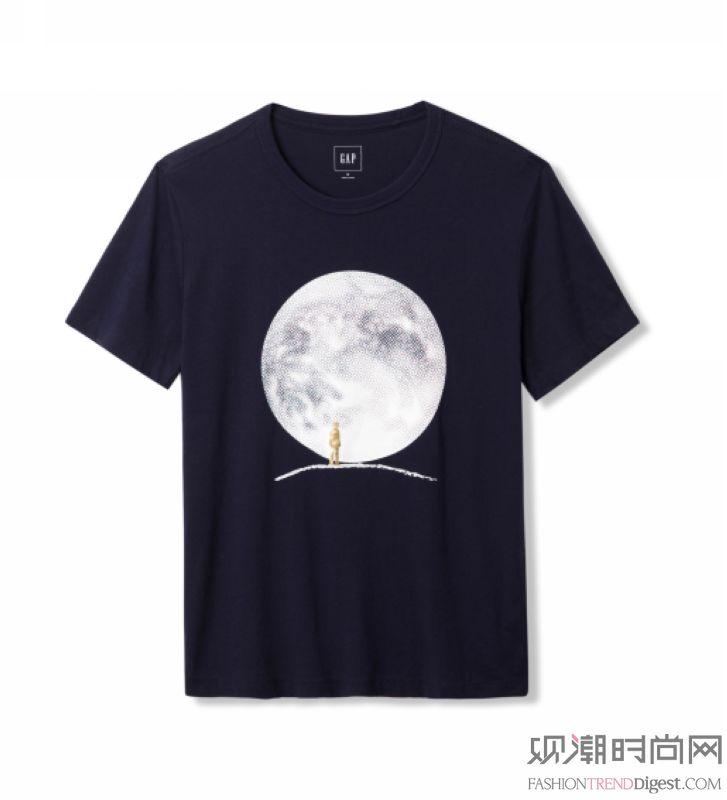 Gap携手微信(WeChat...