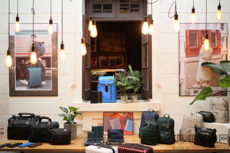 情系纽约 TUMI于上海举办...