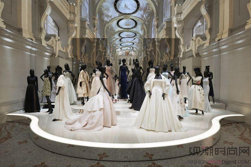 迪奥品牌七十周年纪念展览――...