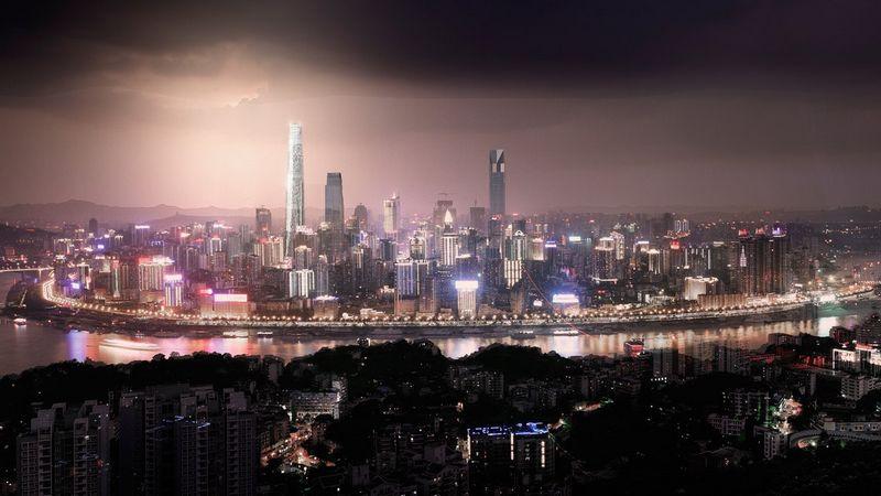 叶眼观潮 | 重庆,这座城市...