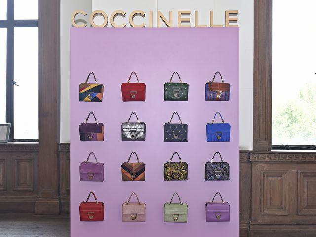 引领全球轻奢时尚的意大利皮具品牌COCCINELLE 2017秋冬新品预览会 新贵族主义情怀的优雅衍生