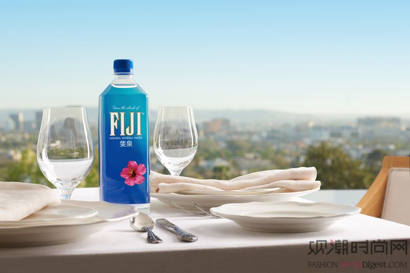 FIJI Water斐泉推出...