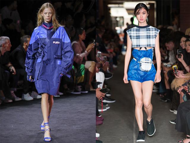 2018春夏纽约时装周(一)