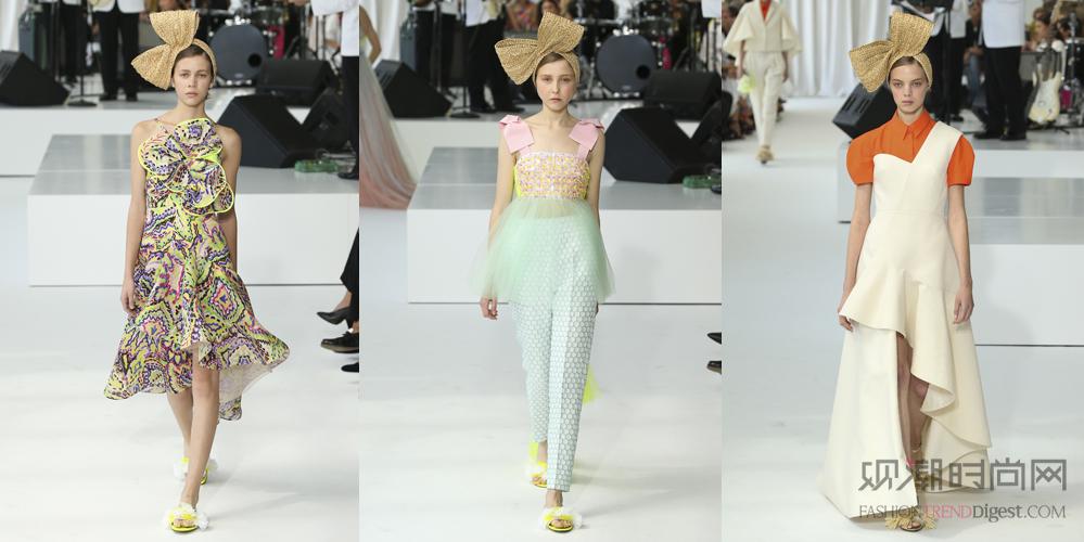 2018春夏纽约时装周(二)