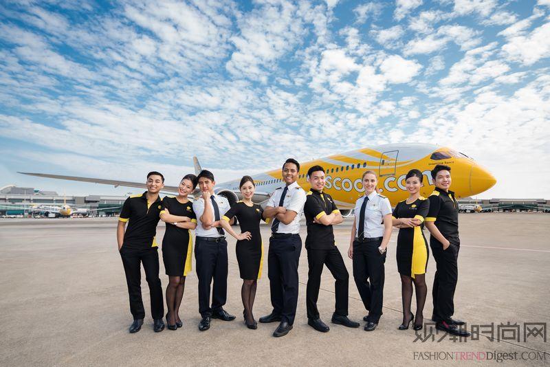 哈尔滨直飞新加坡,酷航在中国...