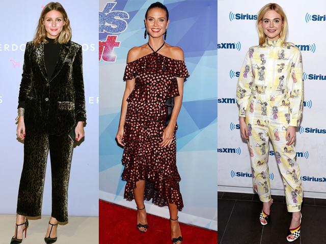欧美女星演绎最新17款礼服,谁惊艳到你?
