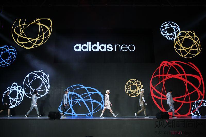 生来好动 adidas ne...